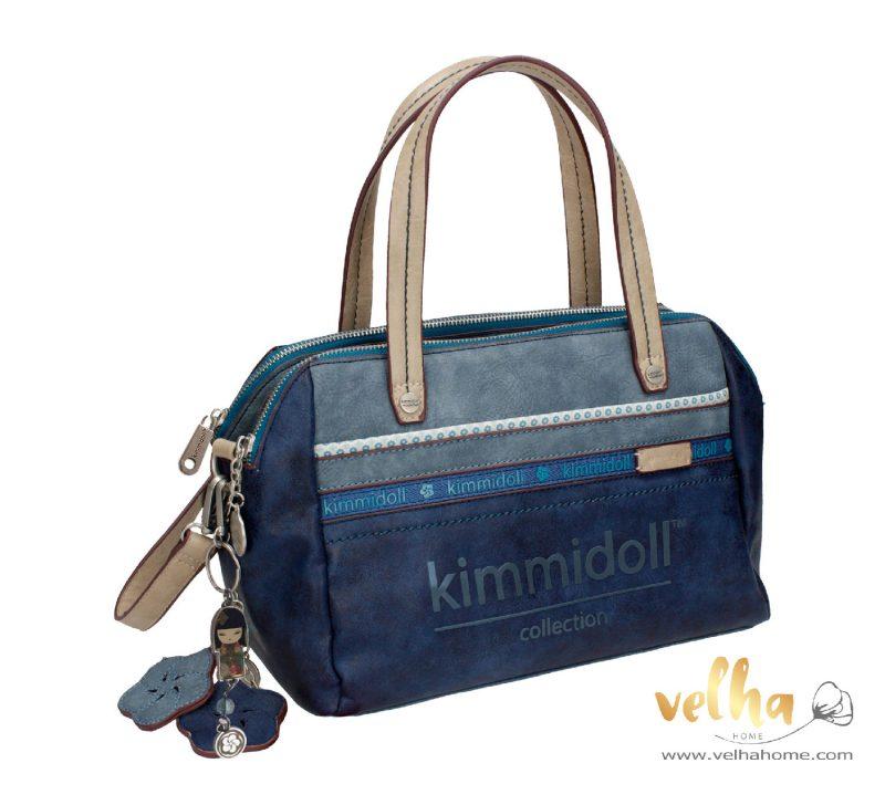 bolso kimmidoll azul